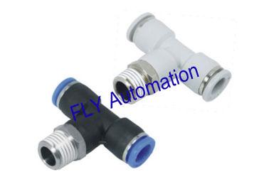 中国 クイック接続 PB ピスコ t シャツ亜鉛真鍮空気管継手 サプライヤー