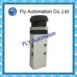 中国 0.9 - 10bar の空気の機械弁 G1/8 および G1/4 機械弁 サプライヤー