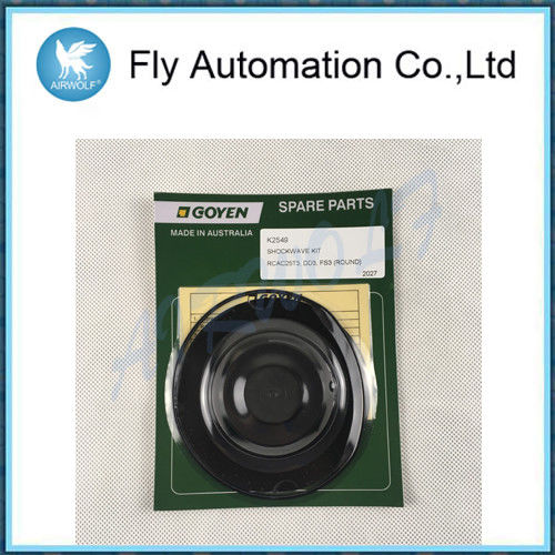 K2549 Goyen Shockwave Kit for Pulse jet valve RCAC25T3 RCAC25DD3 RCAC25FS3 Diaphragms