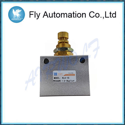 KLA Series Flow Control Valve KLA-15 regulate flow or pressure Check Valve