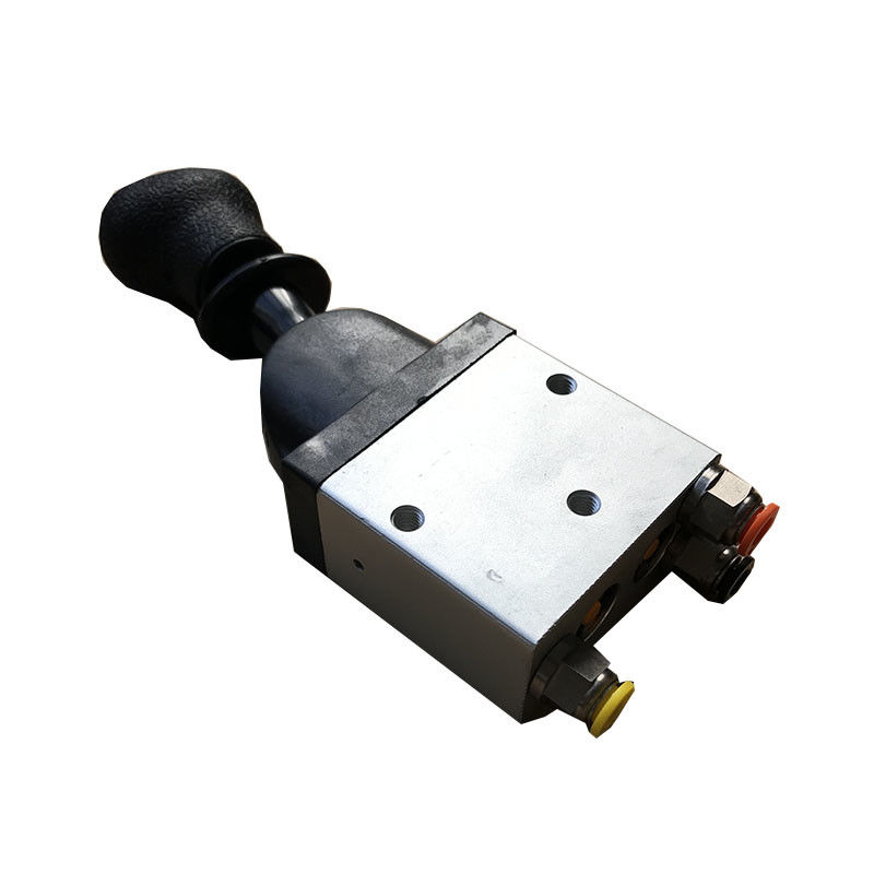 Switch Control Manual Control Valve Aluminum Alloy Body Industrial Equipment