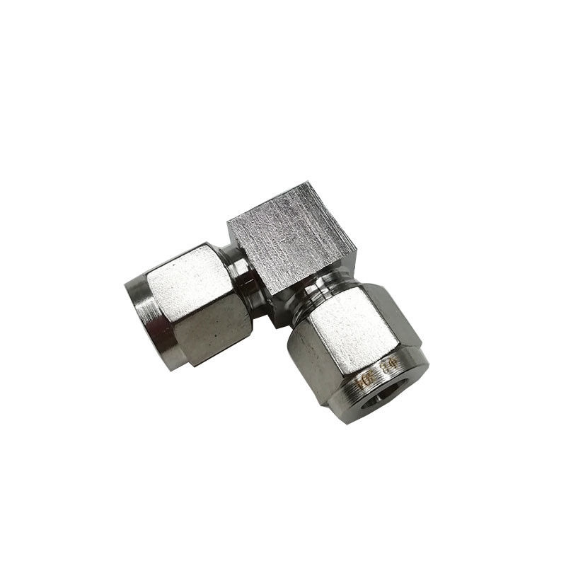 1/8 Inch Stainless Steel Pneumatic Tube Fittings Pneumatic Quick Connect Fittings