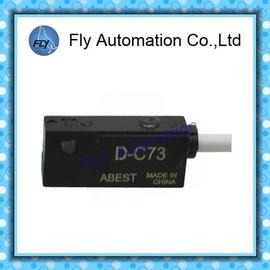 中国 SMC D-C73 D-C76 CDJ2/MGC/RSDGの空気の空気シリンダーはReedスイッチ センサー スイッチ磁気スイッチを分けます 代理店