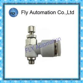 中国 GRLA-M5-QS-6 162962 1つの方法気流弁、スロットル バルブの空気の付属品 代理店