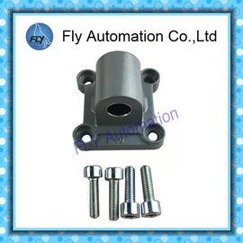 中国 40退屈させた空気シリンダーISO 15552 Festo DNC標準的なシリンダー付属品の単一耳のためのCA40 174384 SNC-40 代理店