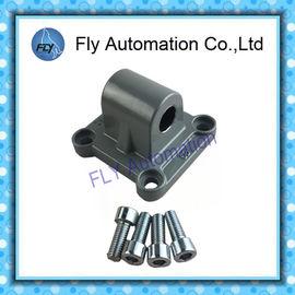中国 穴63mm ISO 15552のためのCA63 Festo DNCシリンダー付属品はRoHS迎合的なシリンダー単一耳をタイプします 代理店